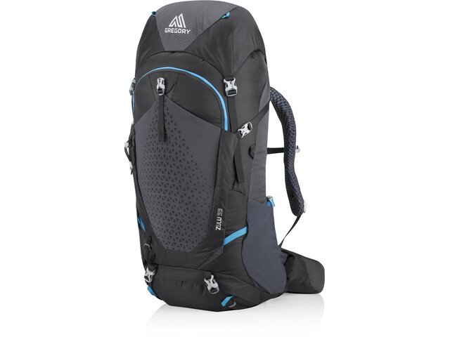 Gregory Zulu 55 Backpack Herr ozone black